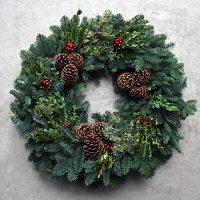 Forest Elegance Wreath